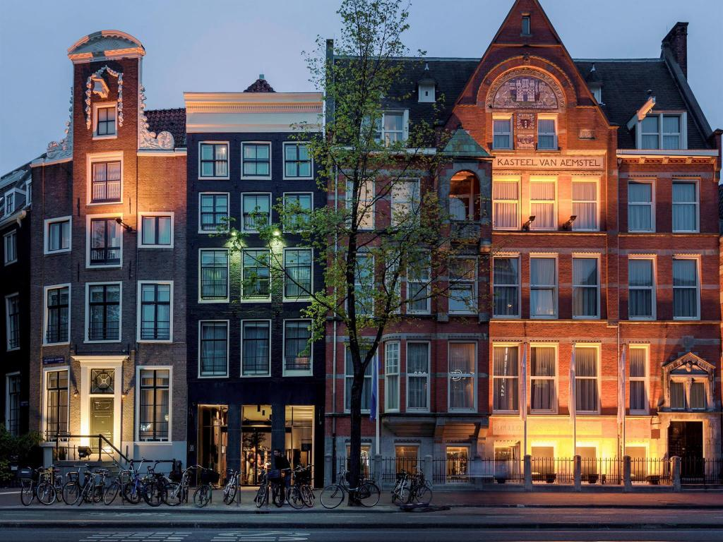 Ink Hotel Amsterdam Mgallery Niederlande Ab 192 Agoda Com