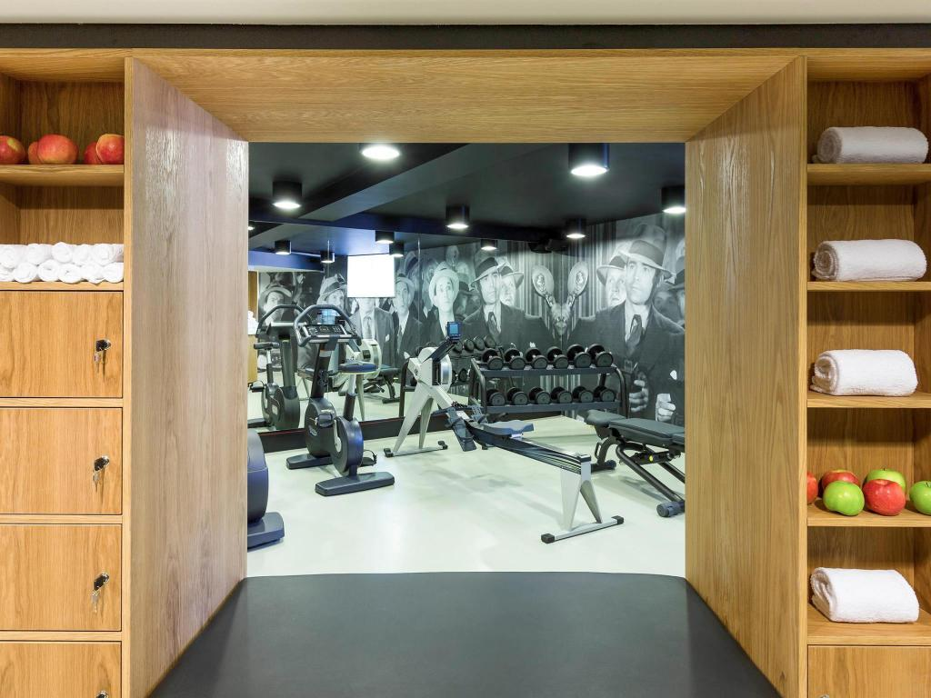 gimnasio Ink Hotel Amsterdam - Mgallery Collection