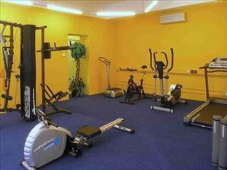 Fitness center Hotel Astra