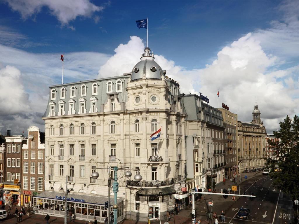 Best price on park plaza victoria amsterdam hotel in for Amsterdam hotel