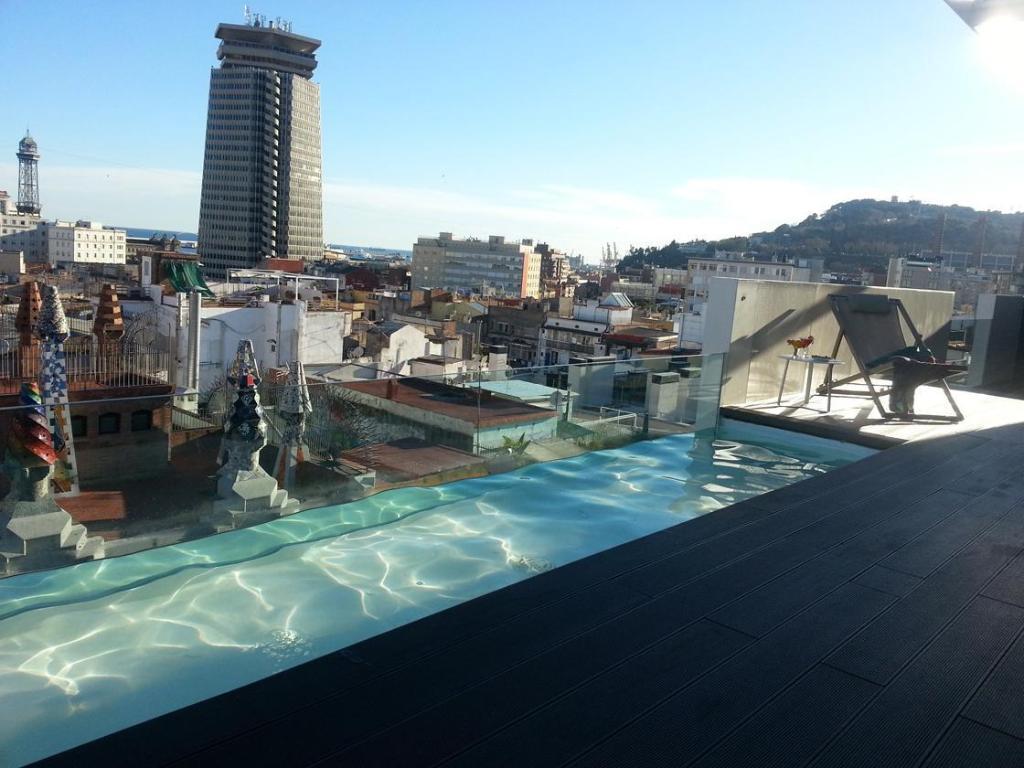 Hotel Internacional Ramblas Cool La Rambla Map And Hotels In La Rambla Area Barcelona
