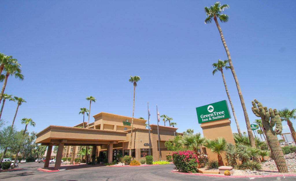 GreenTree Inn Phoenix Sky Harbor