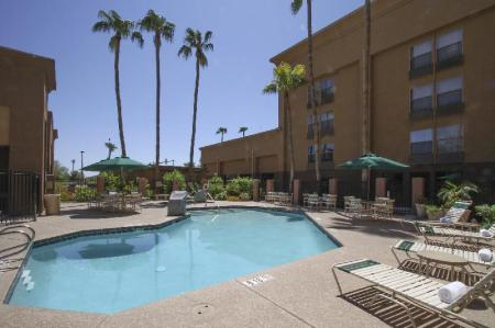 Swimming pool [outdoor] GreenTree Inn Phoenix Sky Harbor