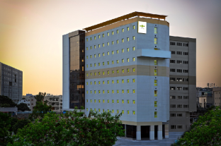 Hotel Caspia Pro Hyderabad Hitec City