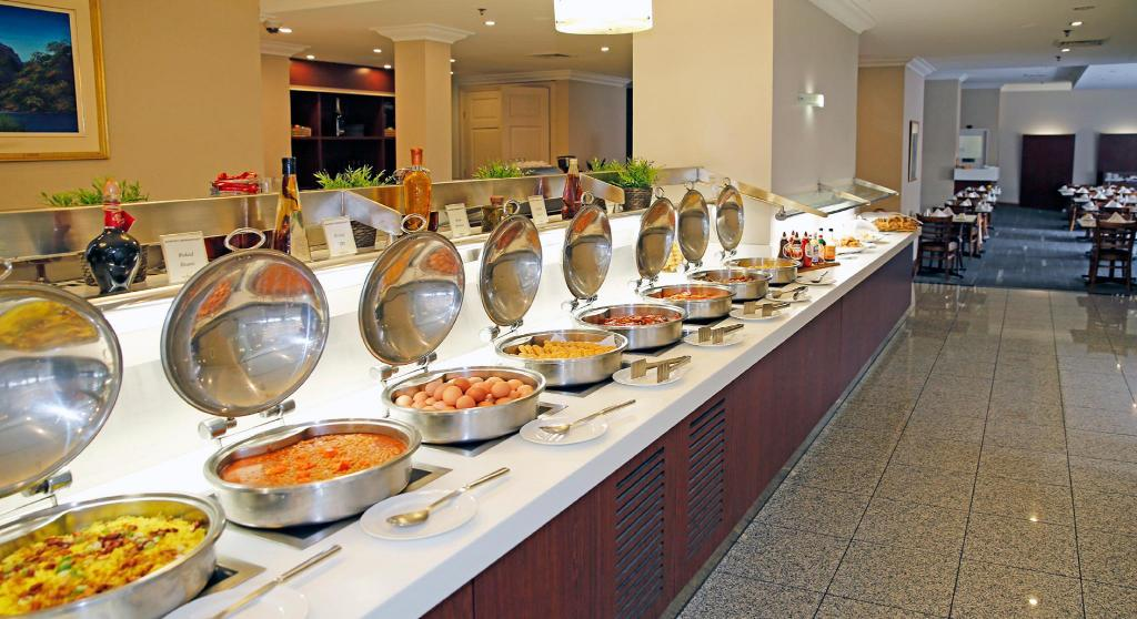 Buffet The Sydney Boulevard Hotel