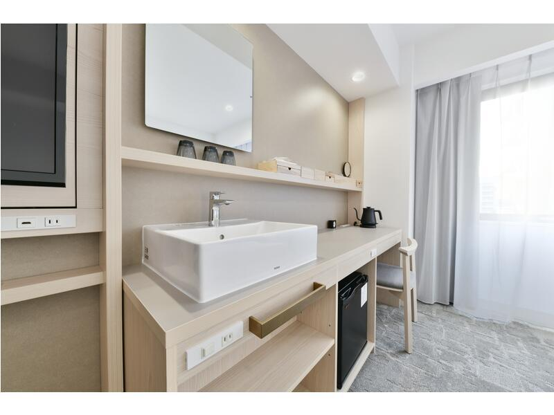 モデレートツイン (Moderate Twin Room with Extra Bed)
