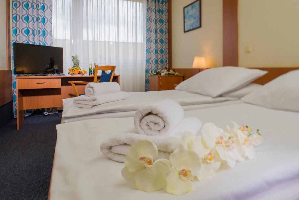 Book Top Hotel Praha (Prague) - 2019 PRICES FROM A$98!