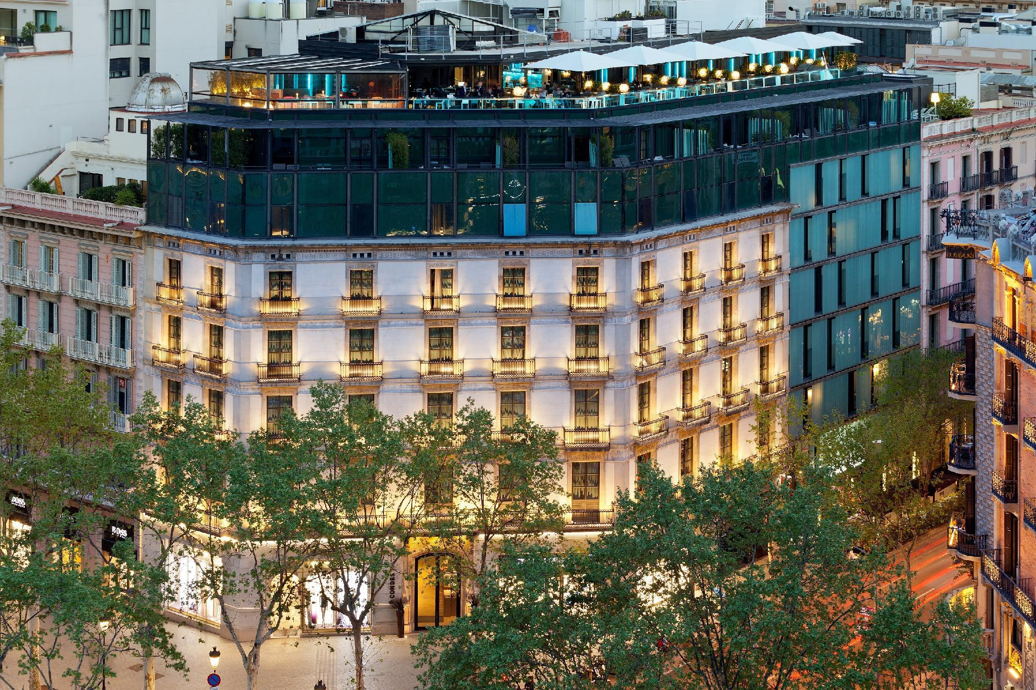 Condes De Barcelona Hotel Booking Agoda Com Best Price