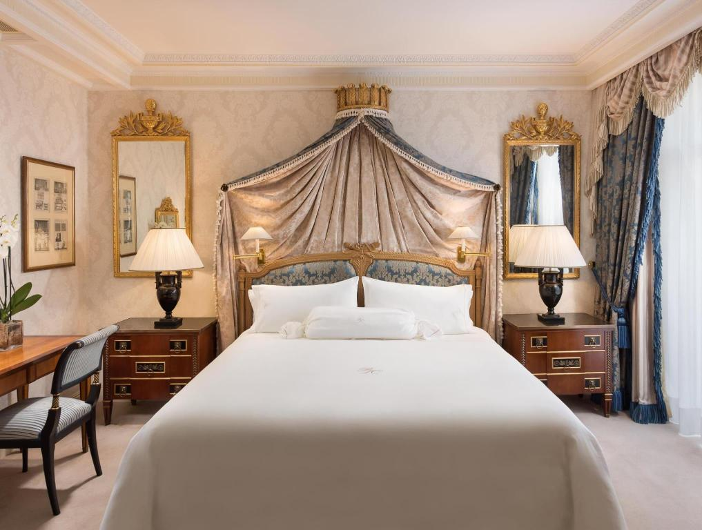 Royal Suite - Guestroom The Westin Palace Madrid