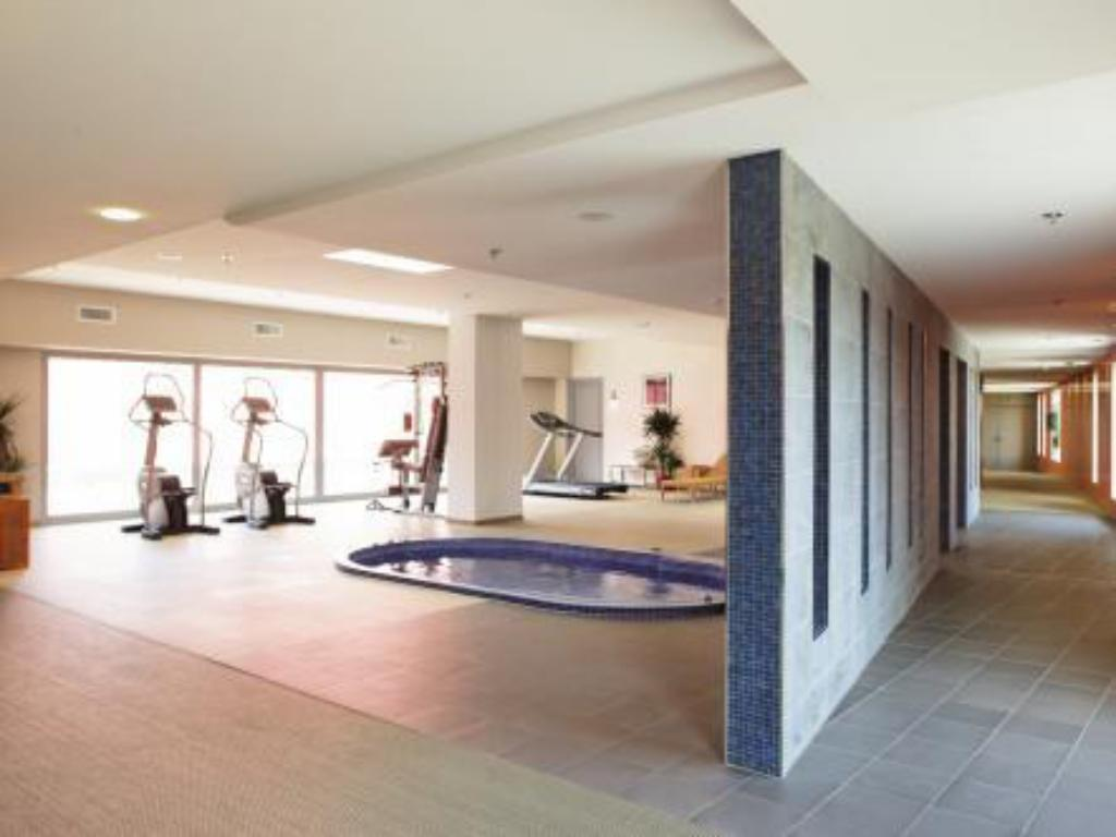 fitness centrum Radisson Blu Hotel Toulouse Airport