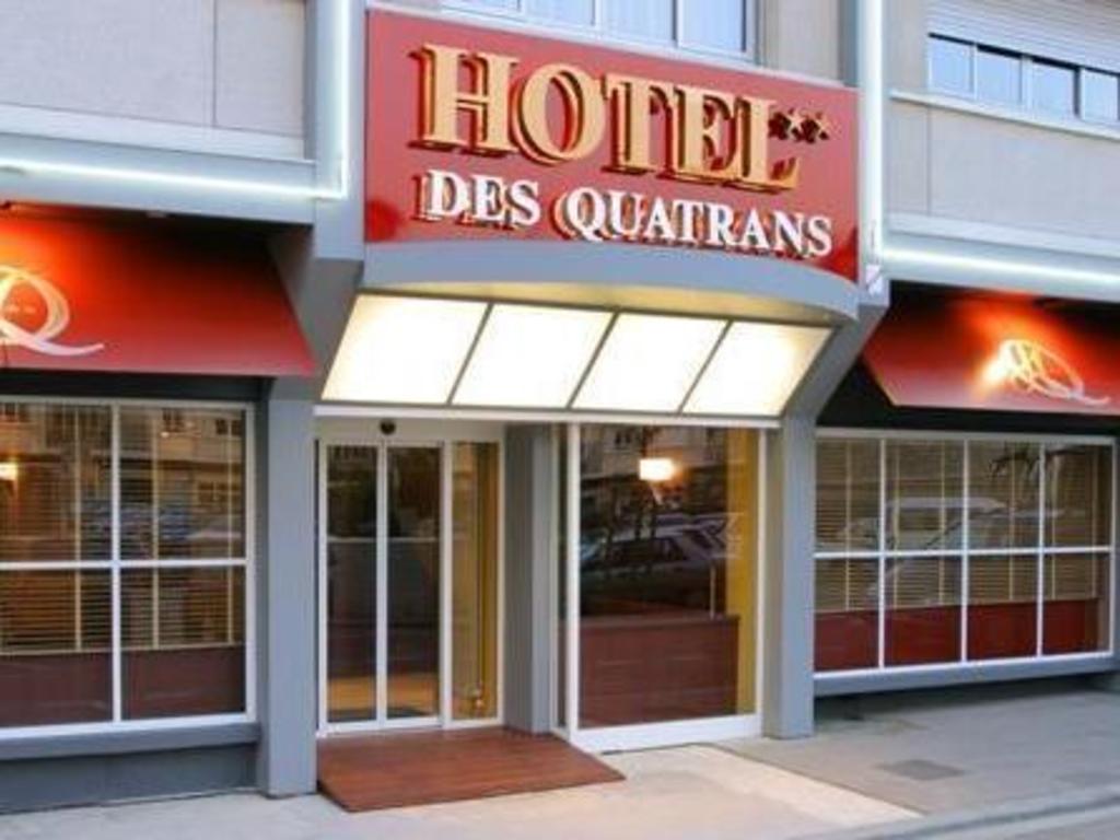 Hotel Des Quatrans Caen France