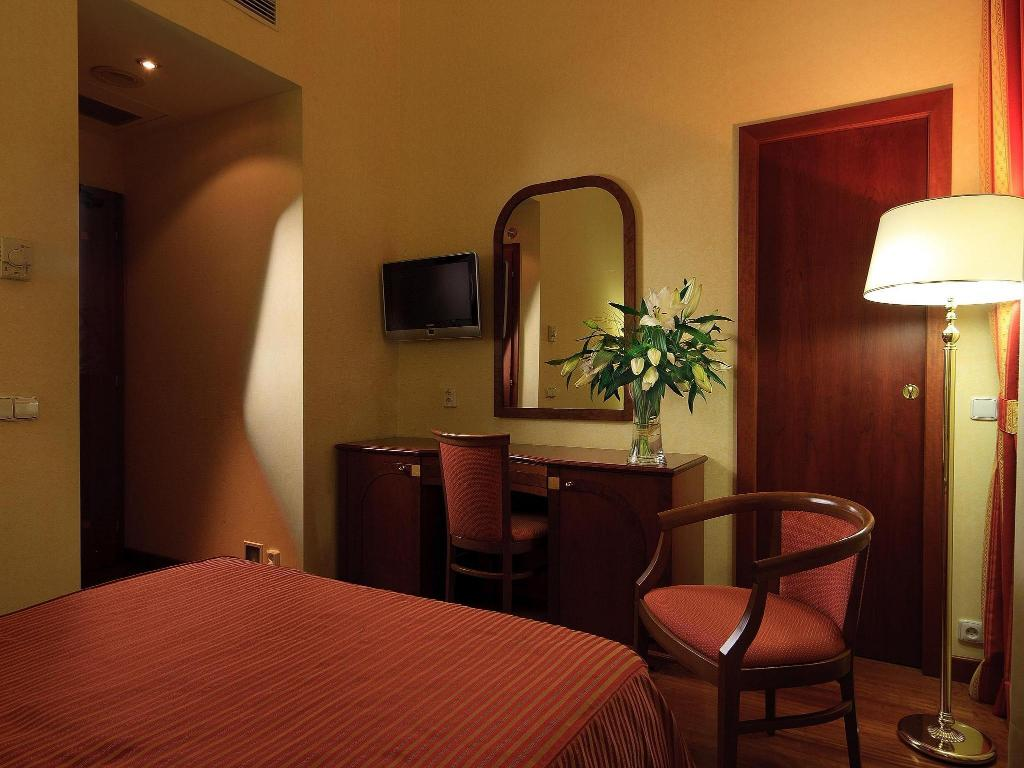 Single Room - Guestroom Hotel Kinsky Garden