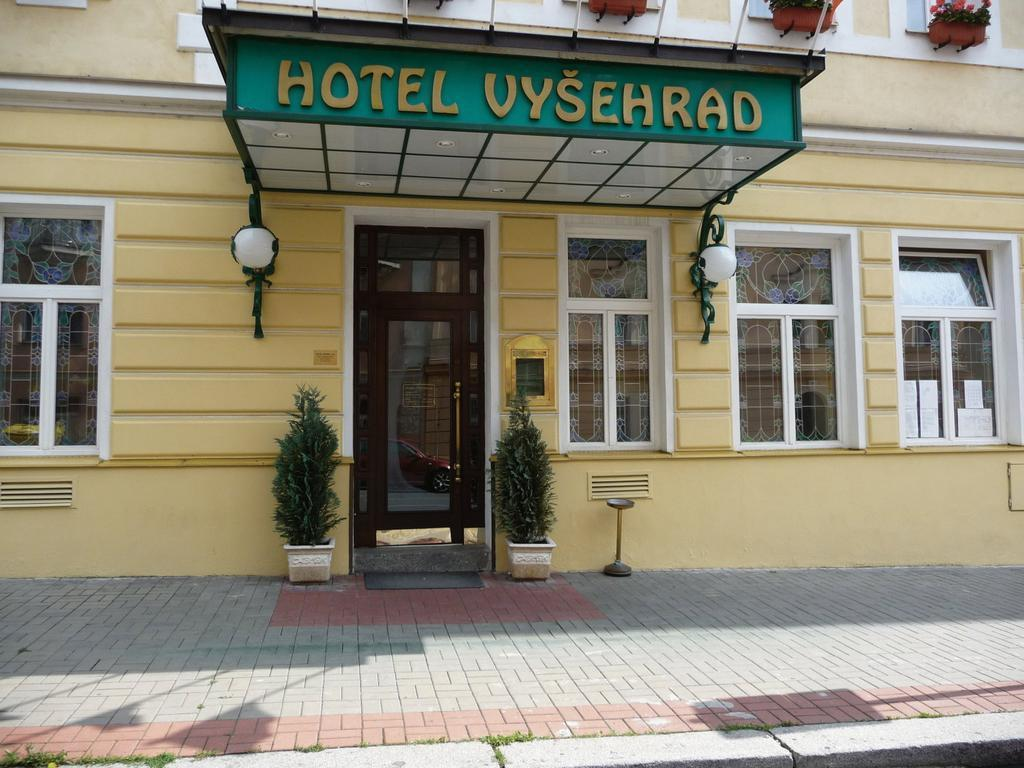 More about Hotel Vysehrad