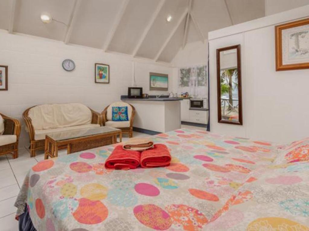 Sunrise Beach Bungalows In Rarotonga Room Deals Photos Reviews