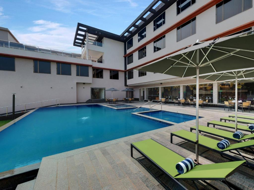 The fern kadamba hotel and spa goa india photos room - Camella northpoint swimming pool rate ...