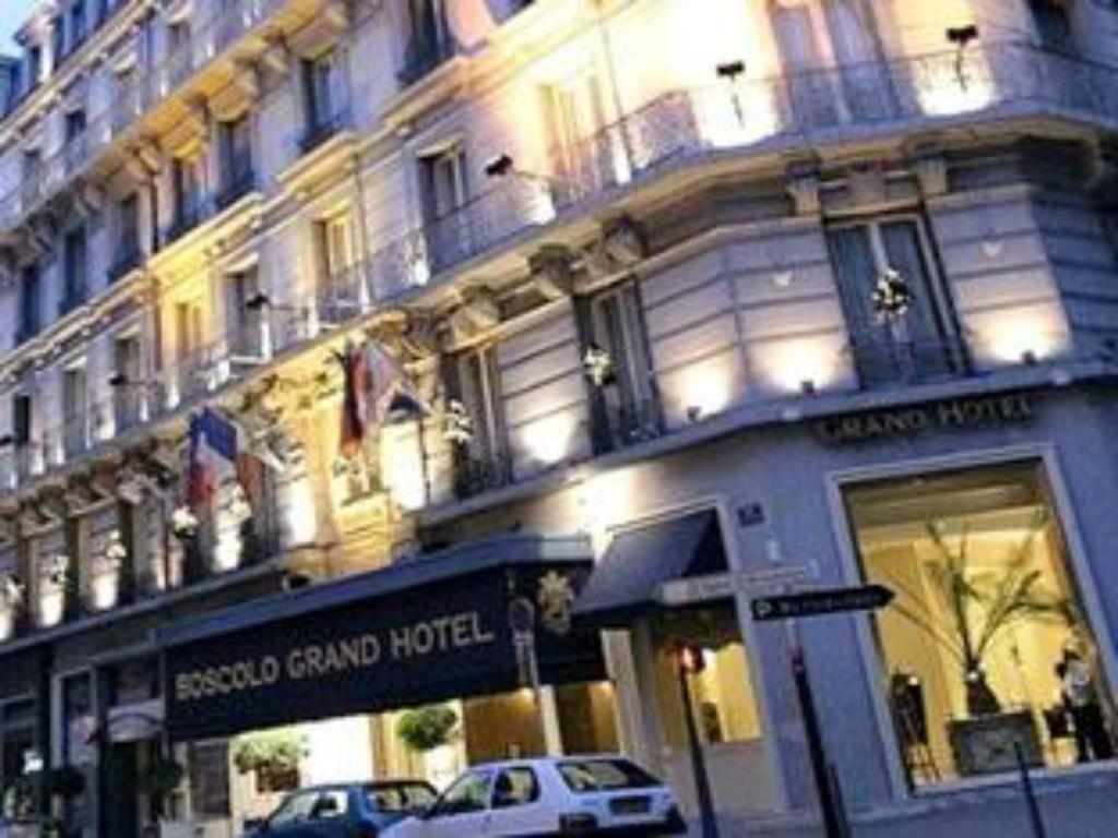 More about B4 GRAND HOTEL LYON