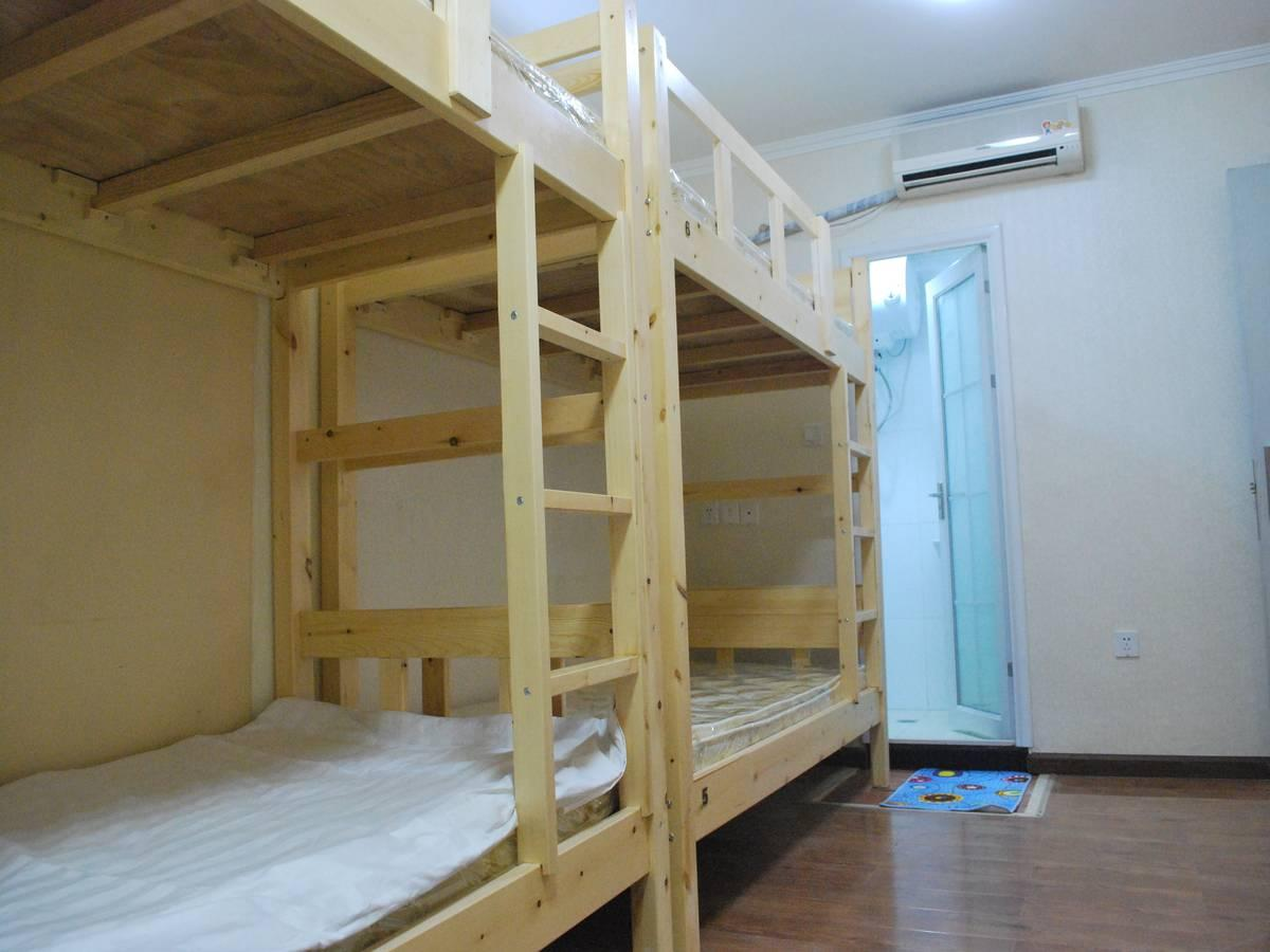 Male 8-Bed Dormitory Room