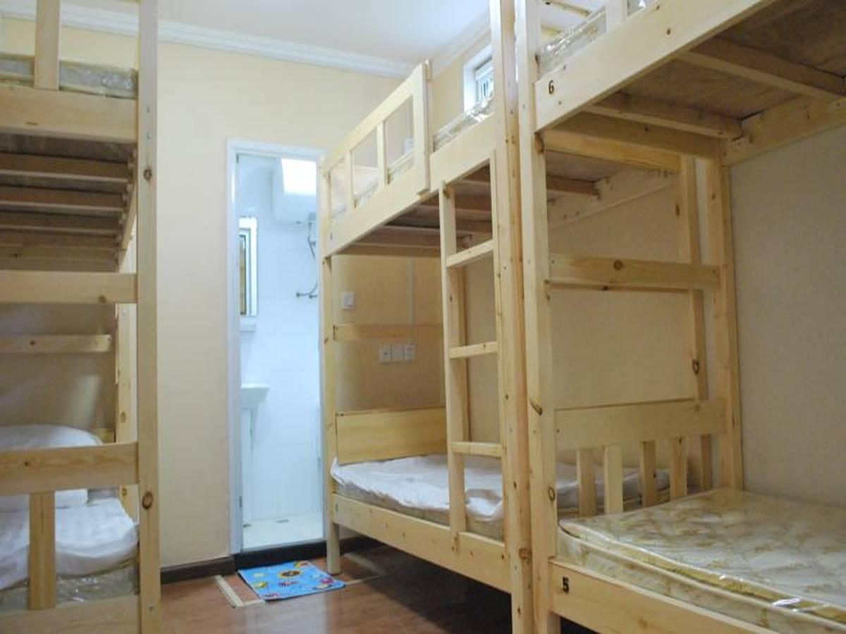 Male Dormitory - 6-Bed