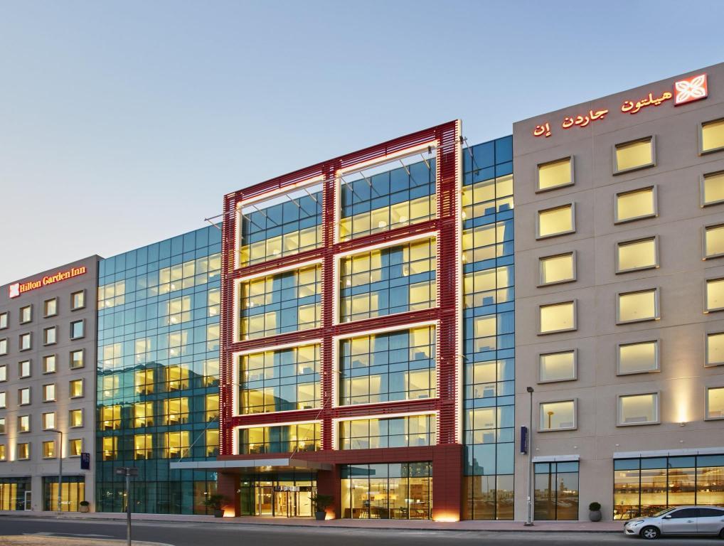 hilton garden inn dubai mall of the emirates - The Hilton Garden Inn