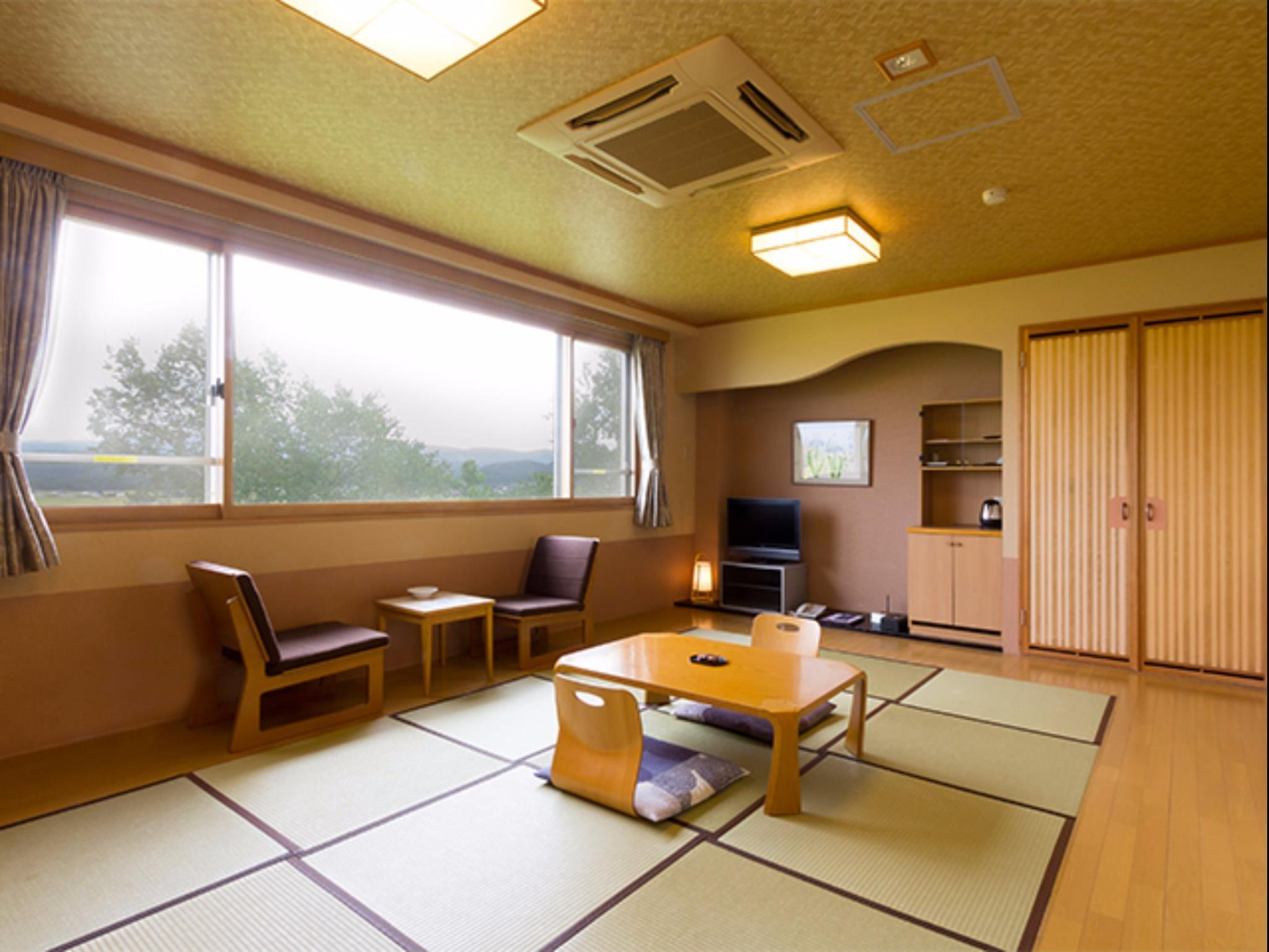 Japanese Style with Private Open-Air Bath - Non-Smoking