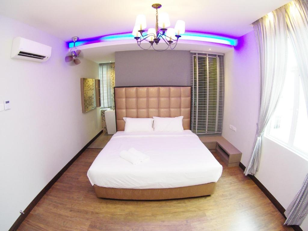 Deluxe VIP - Interior view Lemon 8 Boutique Hotel @ Malacca
