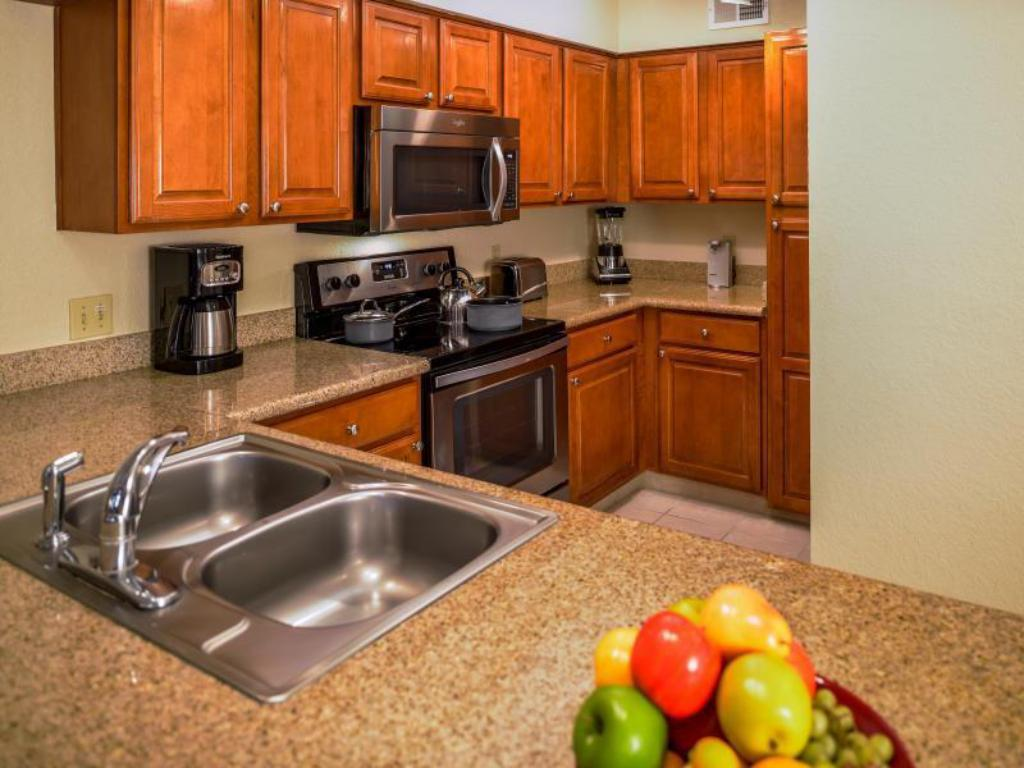 2 Bedroom - kitchen Polynesian Isles Resort By Diamond Resorts