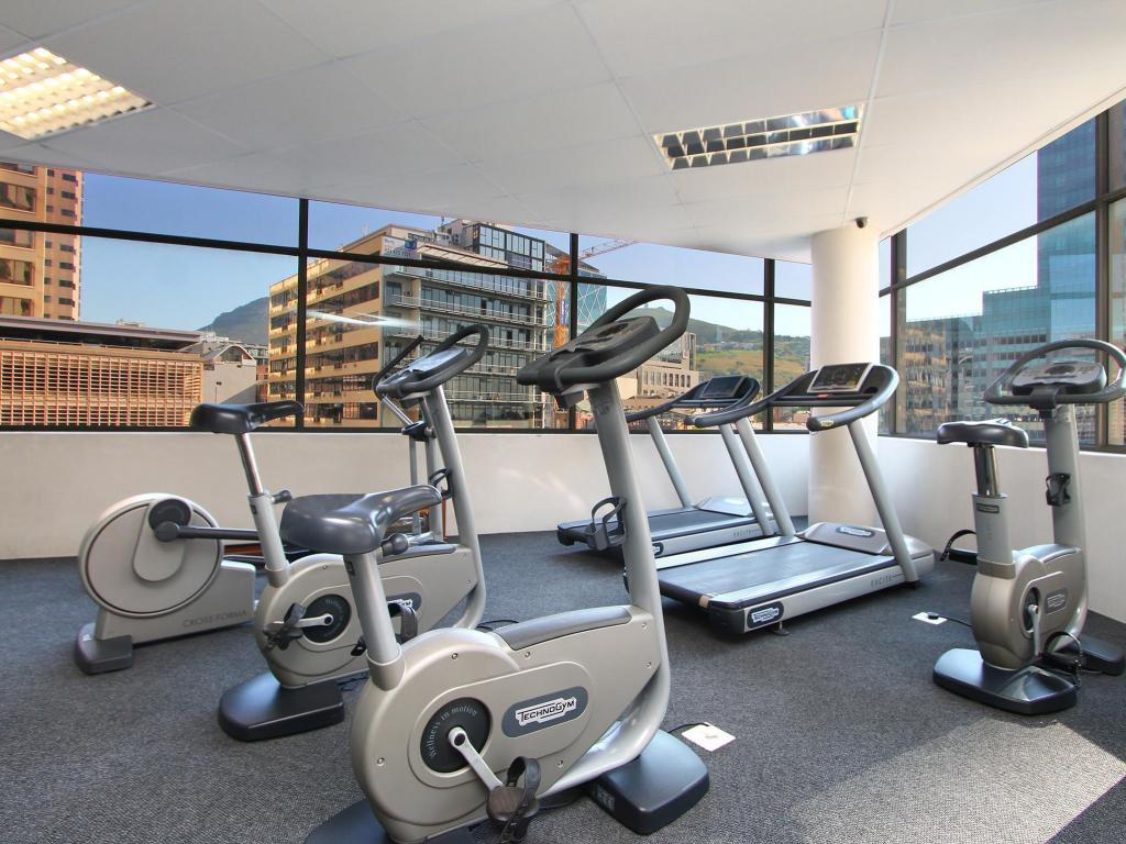 Centre de fitnes Icon Apartments Cape Town - Accommodation Daddy