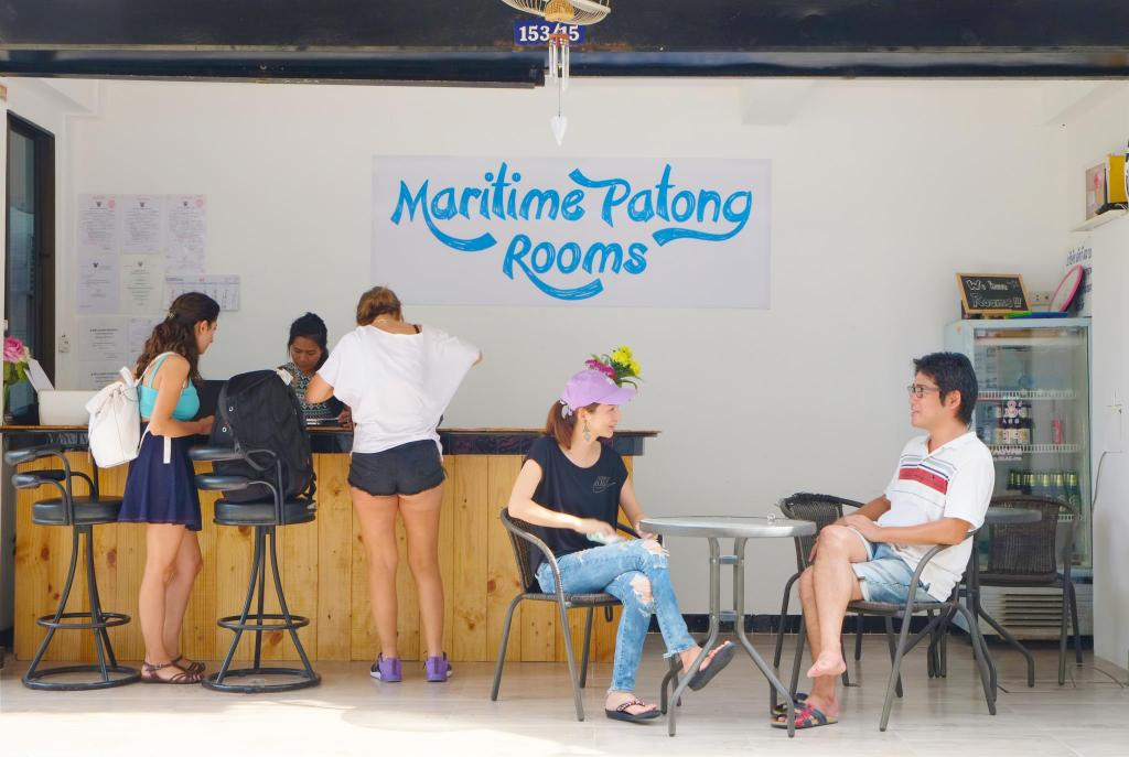 Fuajee Maritime Rooms Patong