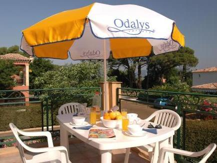 Residence Odalys Le Jardin d\'Artemis, Saint-Tropez - agoda.com