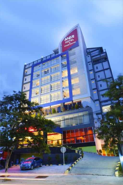 Das Her Hotel And Trade Center Balikpapan In Balikpapan Buchen