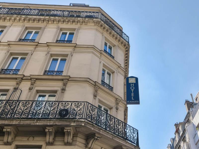Hotel Saint Augustin Elysées, Paris
