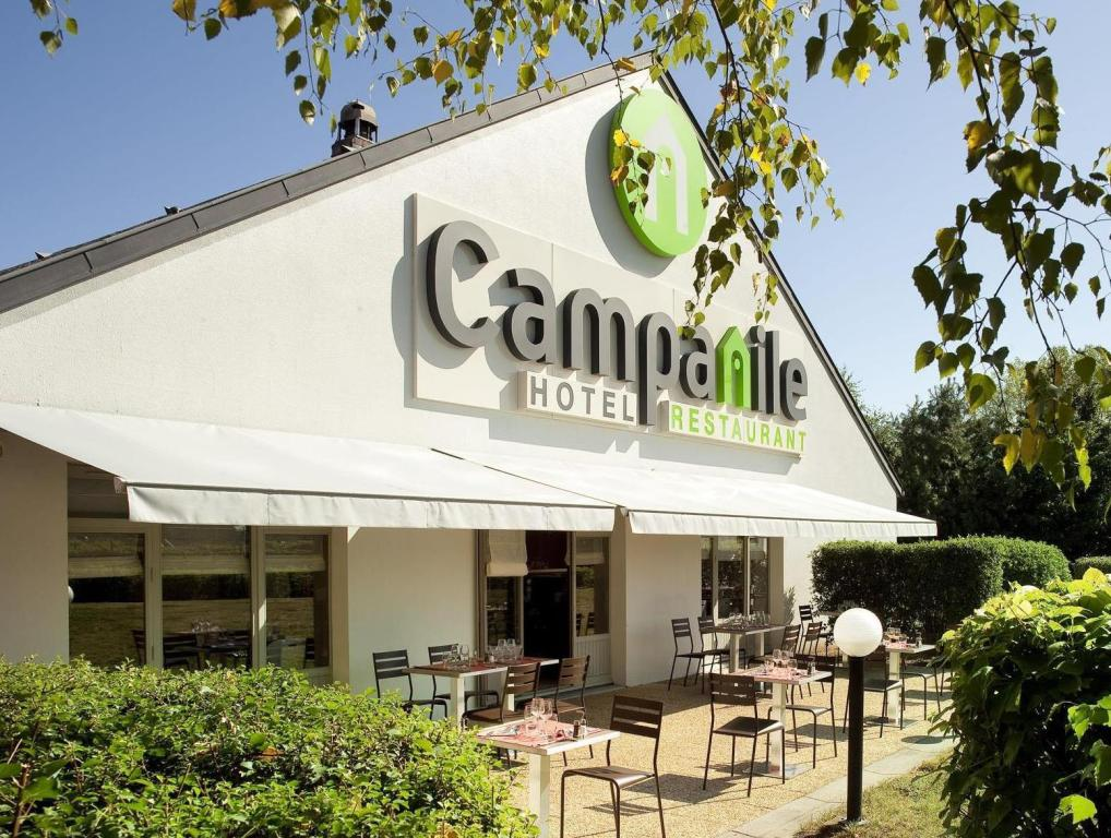 Campanile Clermont Ferrand Sud Issoire Hotel