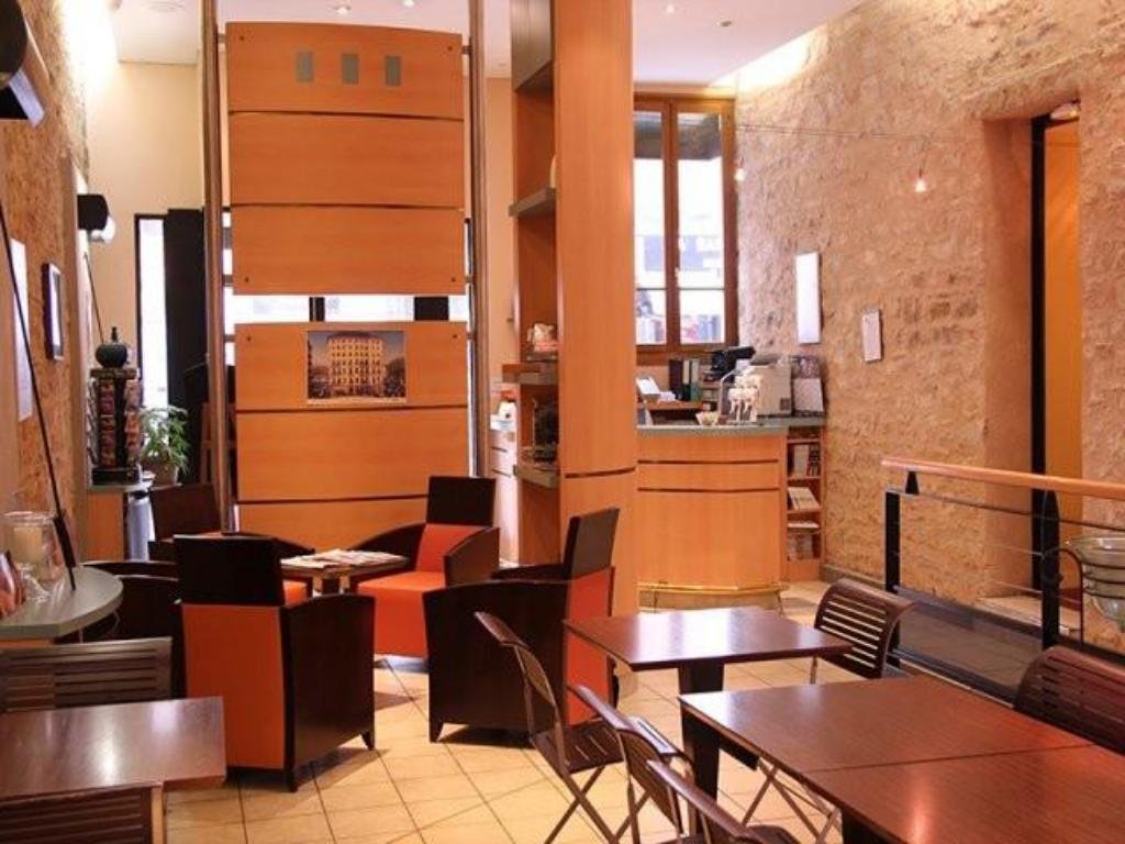 עיצוב הפנים Inter-Hotel Au Patio Morand