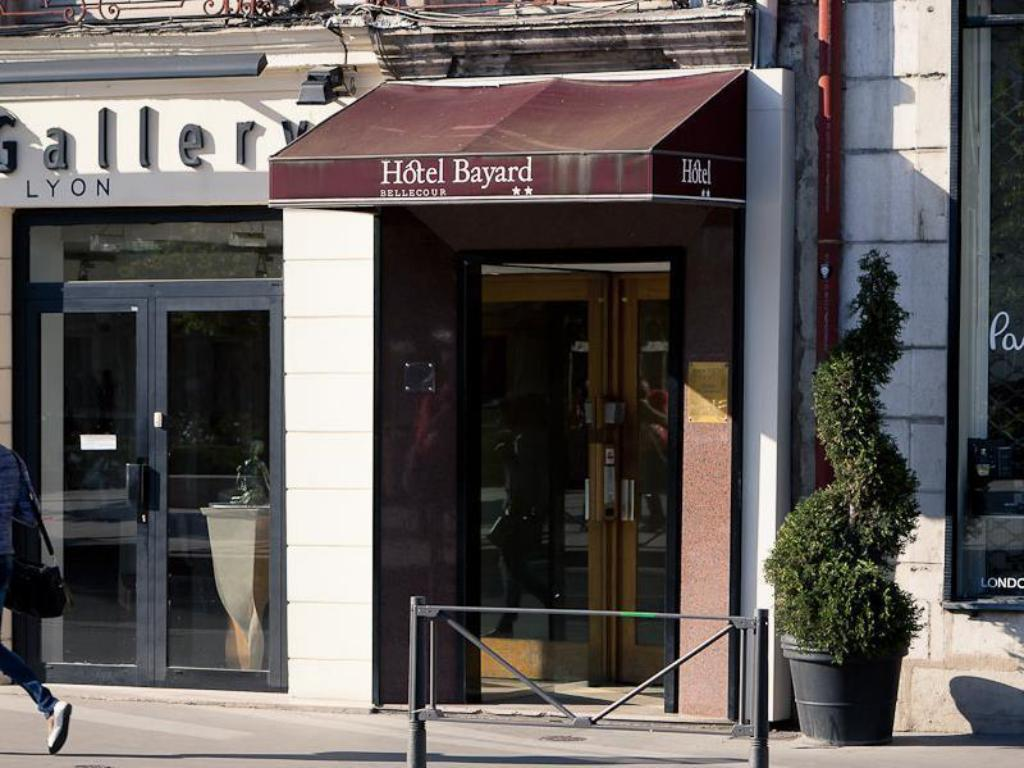 Hotel Bayard Bellecour