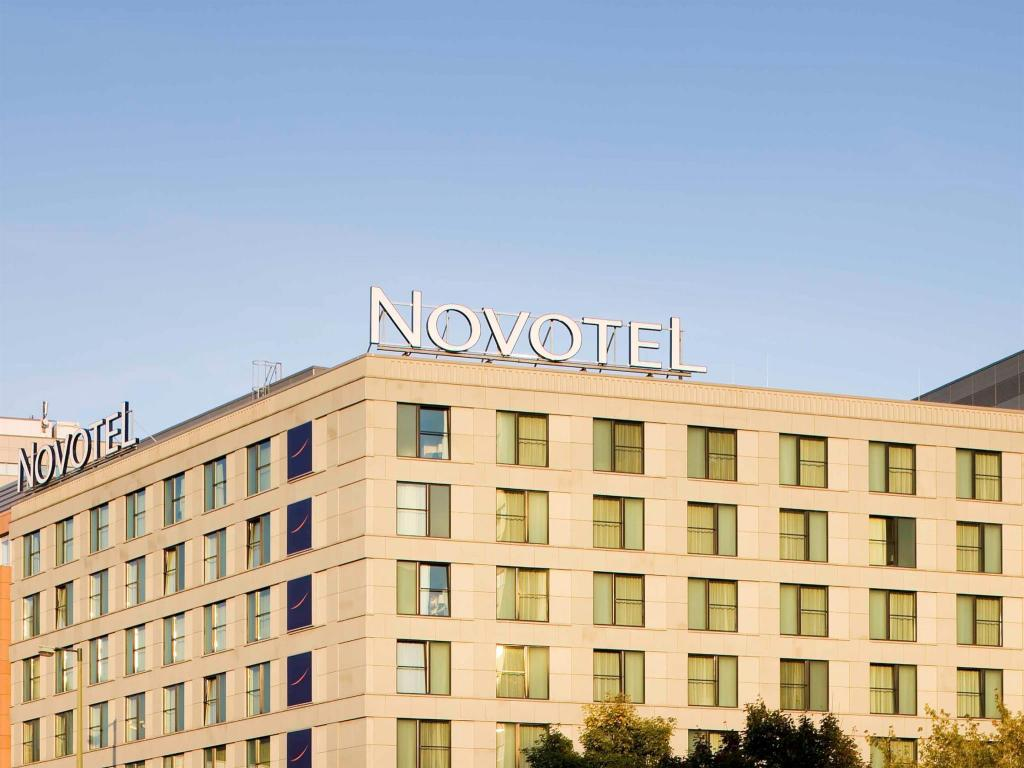 More about Novotel Berlin Mitte Hotel