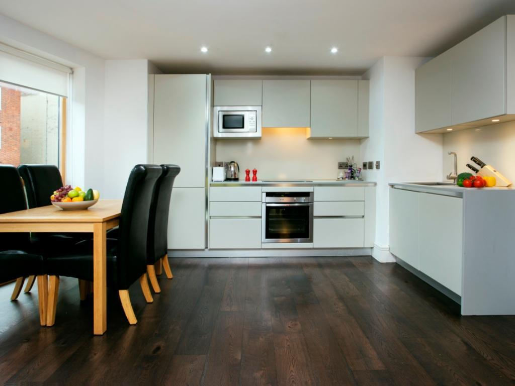 One Bedroom Apartment - Kitchen Clerkenwell One Apartments