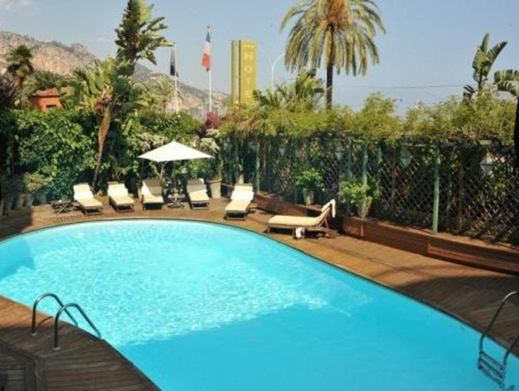 Hotel Napol On In Menton Room Deals Photos Reviews