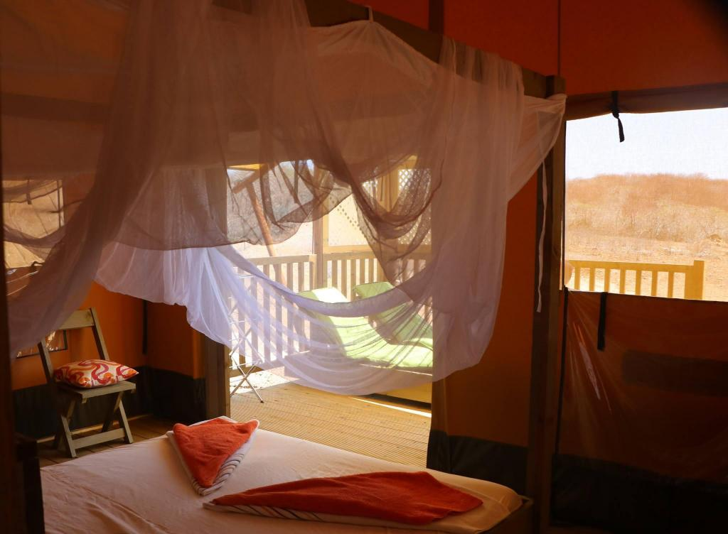 Safari Tent - Guestroom The Natural Curacao