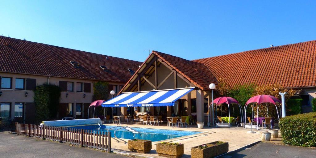 Hotel Restaurant Kyriad Bergerac