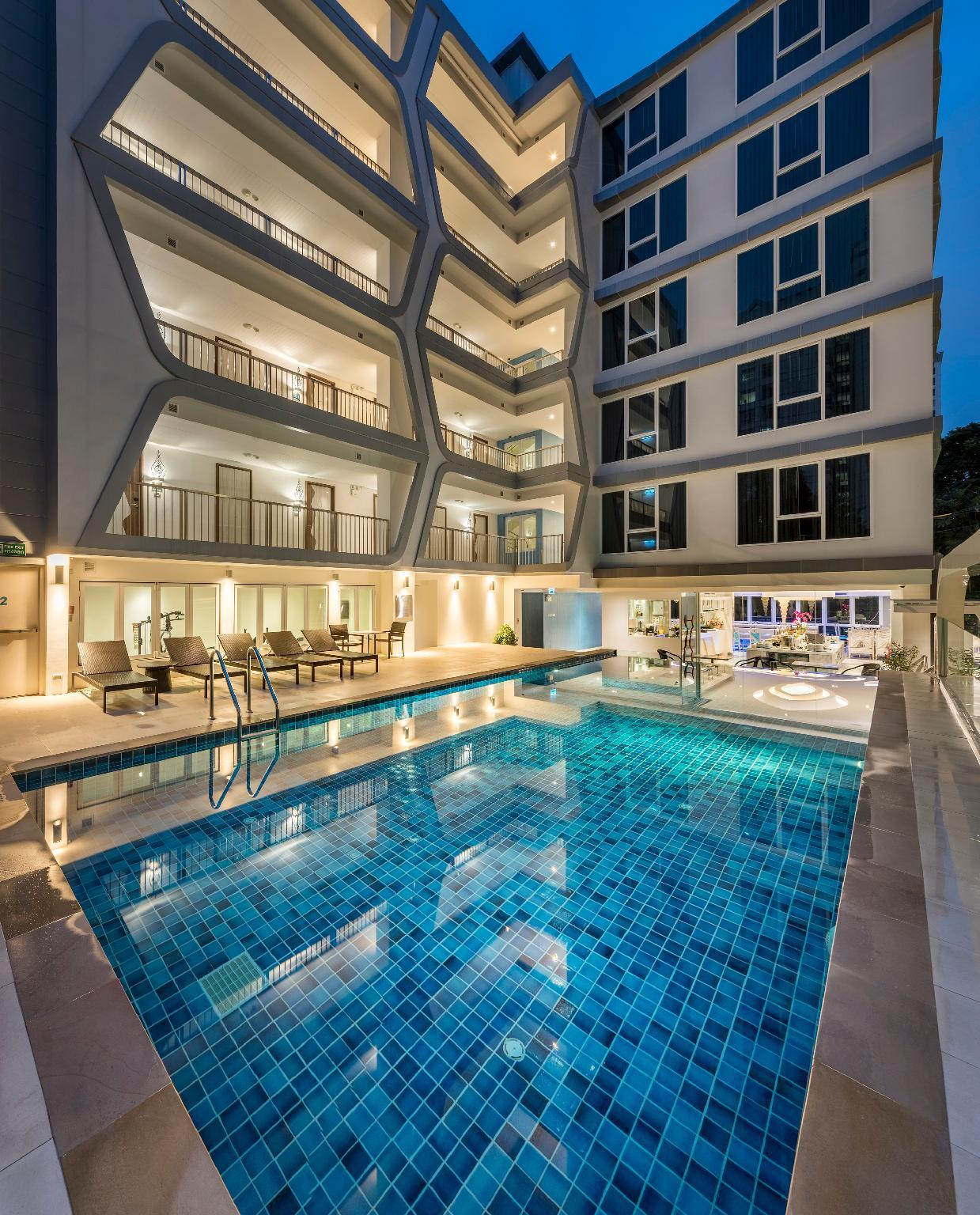 Best Price on Le Tada Parkview Hotel in Bangkok + Reviews!