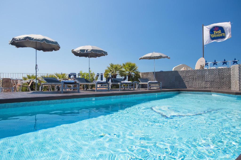 Best Western Plus Cannes Riviera & SPA Hotel - Deals, Photos & Reviews