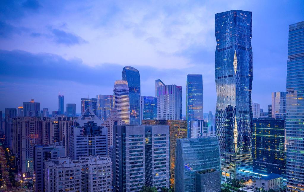 Guangzhou, o Cantón, es la ciudad con más empresas de Blockchain en China. Esta ciudad portuaria conocida por su movida actividad comercial y empresarial le ha dado la bienvenida al futuro con innovación. Fuente: Agoda