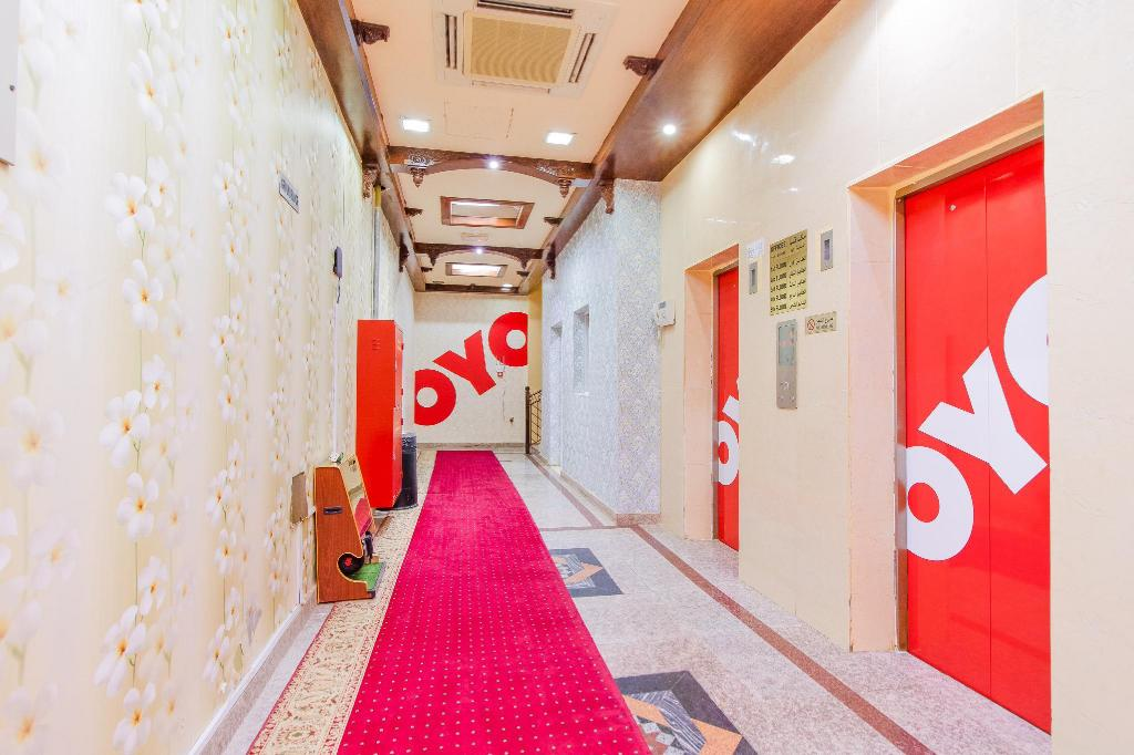 Foyer OYO 109 Al Thabit Modern Hotel Apartment