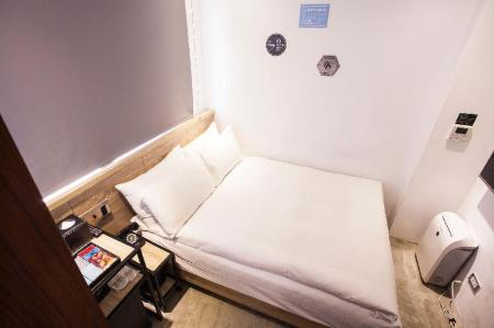Economy Double Room - Bed Chase Walker Hotel