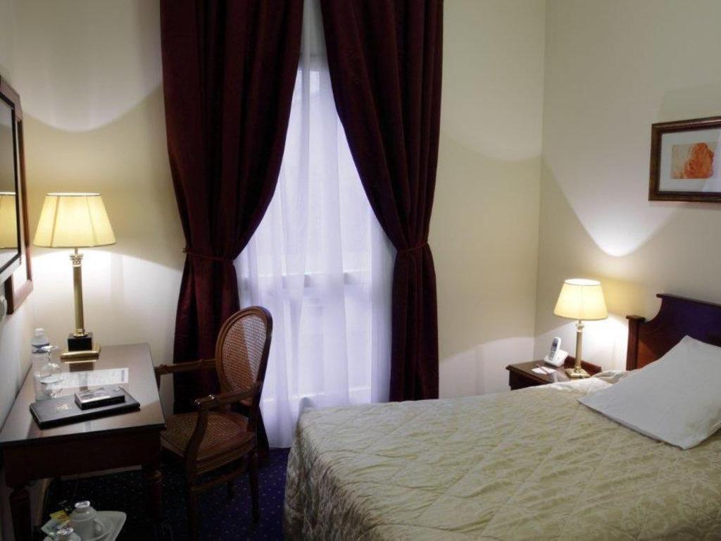 Best Western Premier Amiral Hotel In Paris
