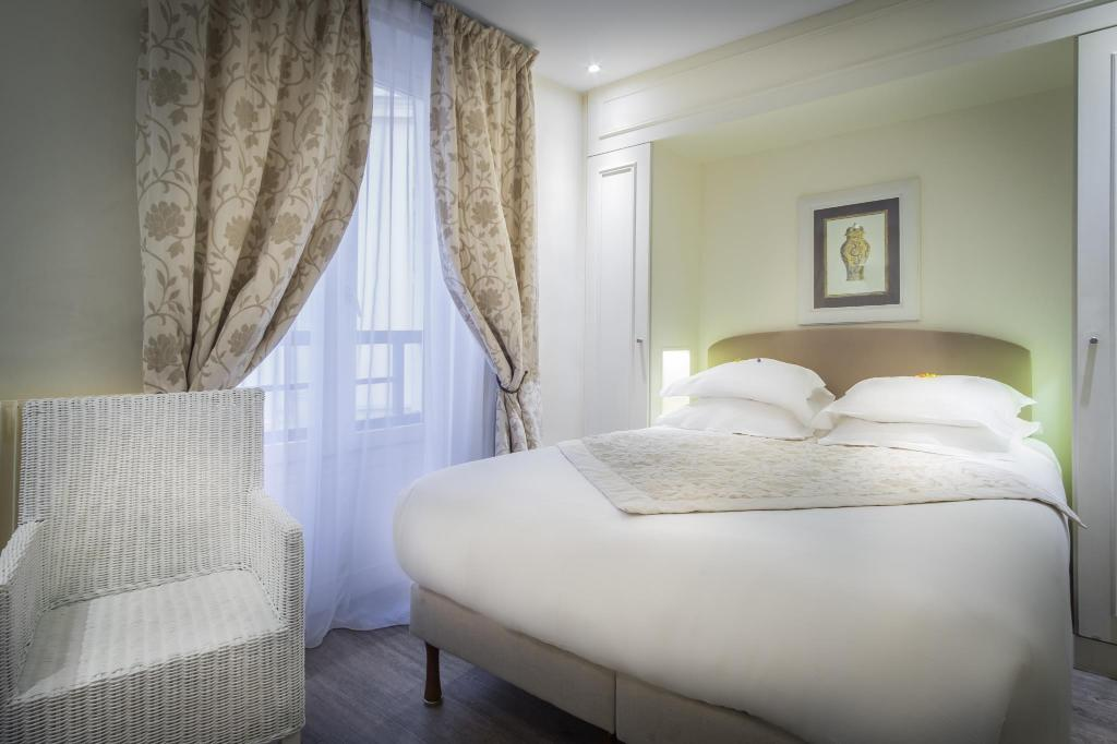 Comfort Double or Twin - Bed Hotel Arcadie Montparnasse