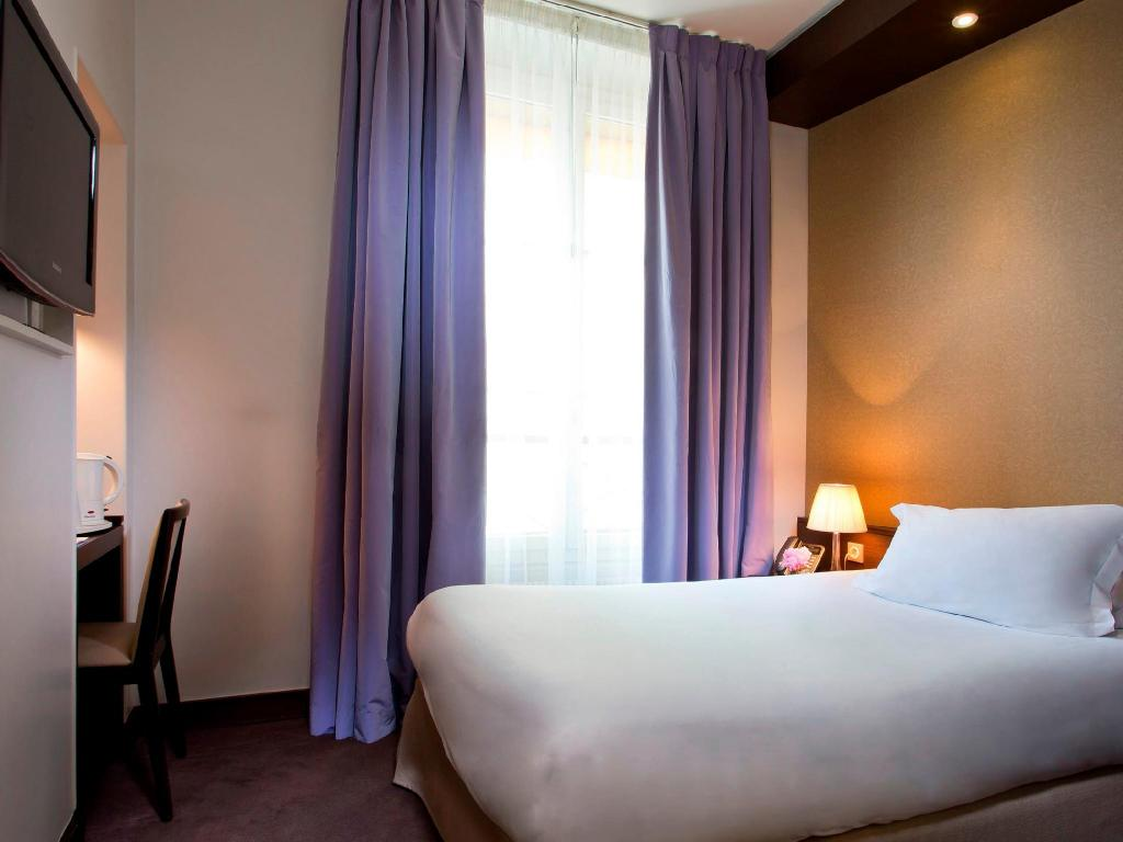 Single Room - Guestroom Hotel Colisee