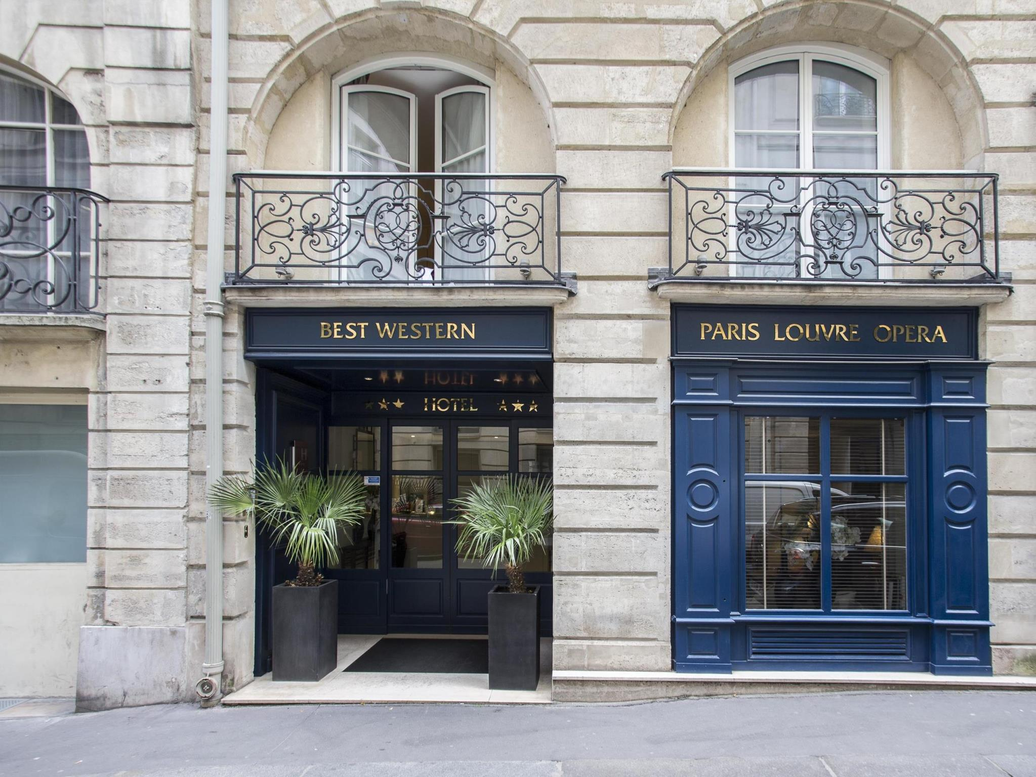 Best Western Paris Louvre Opera in France - Room Deals, Photos & Reviews