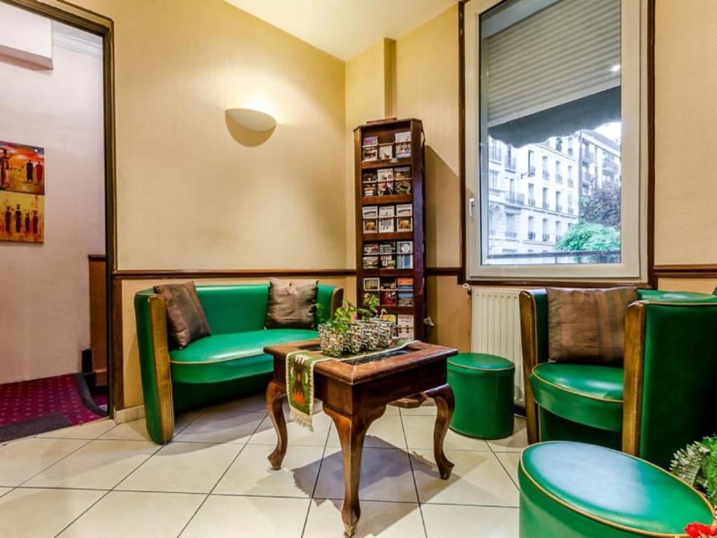 hotel cactus in paris room deals photos reviews On hotel cactus paris