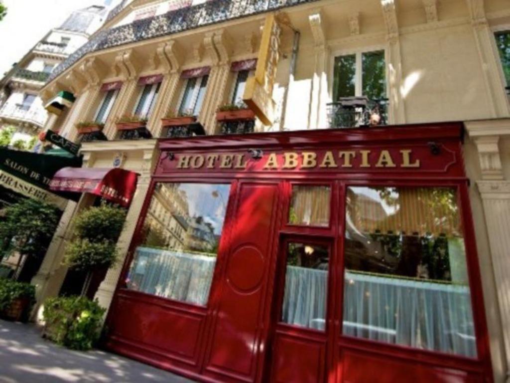 Hotel Abbatial Saint Germain, Paris ab 72 € - agoda.com